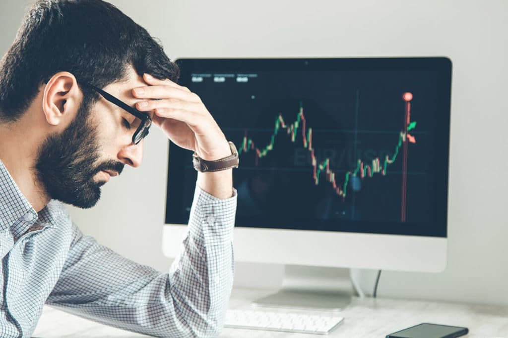 avoid trading emotional buying fear of loss