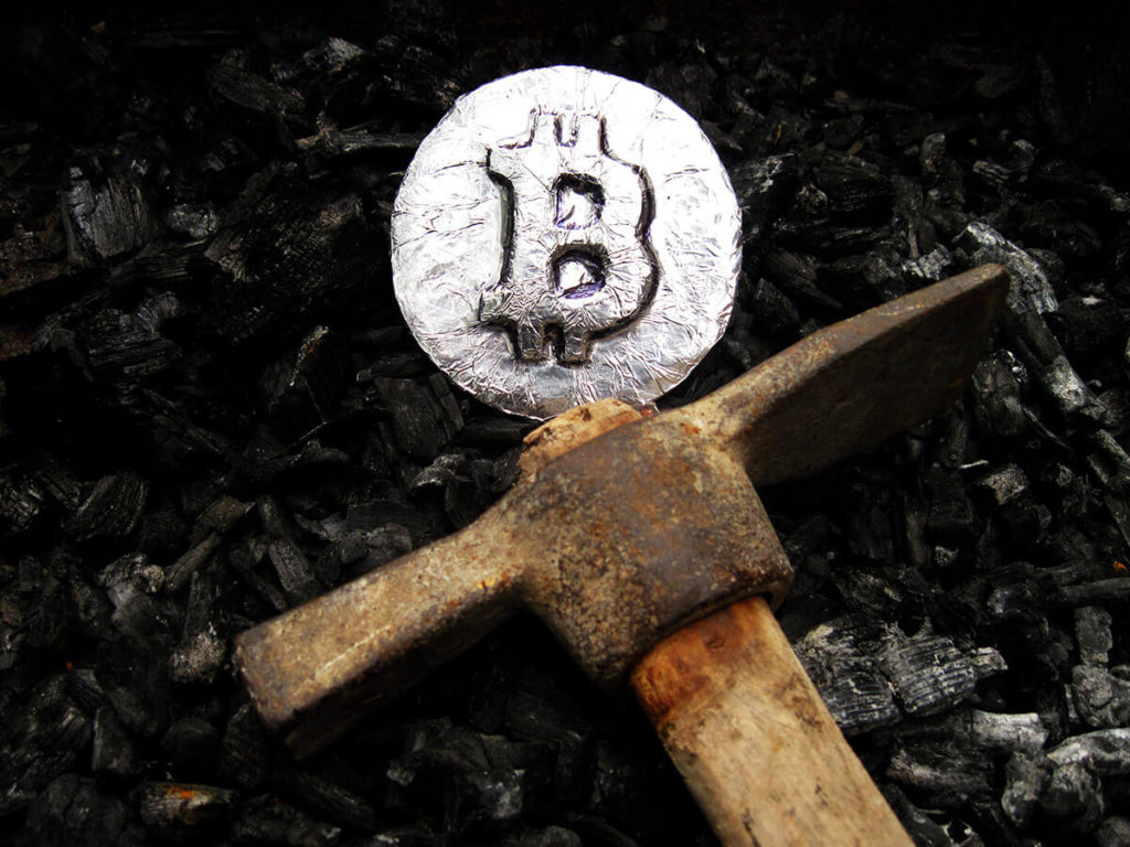 bitcoin mining halfing 2020